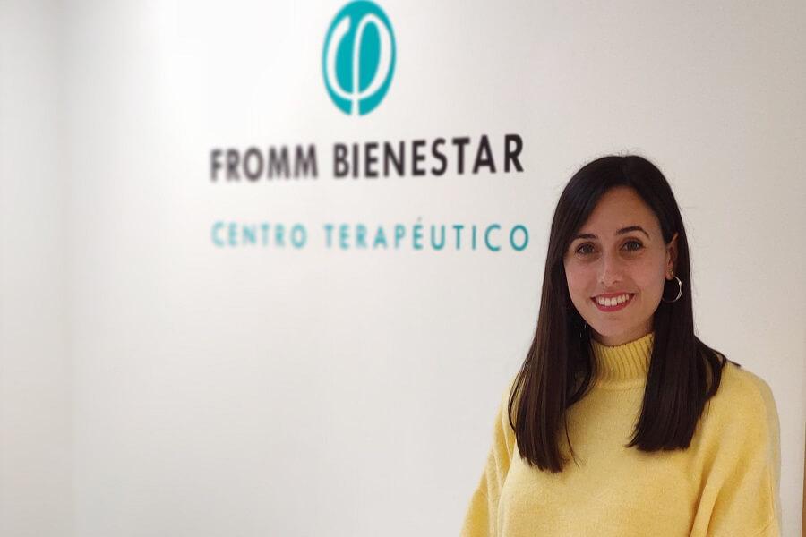 Lorena - Nueva incorporación al equipo de Fromm Bienestar