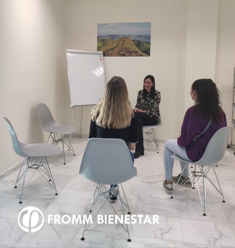 Terapia para mujeres en Mairena del Aljarafe y Sevilla