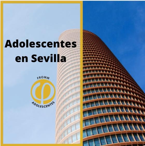 Adolescentes en Sevilla