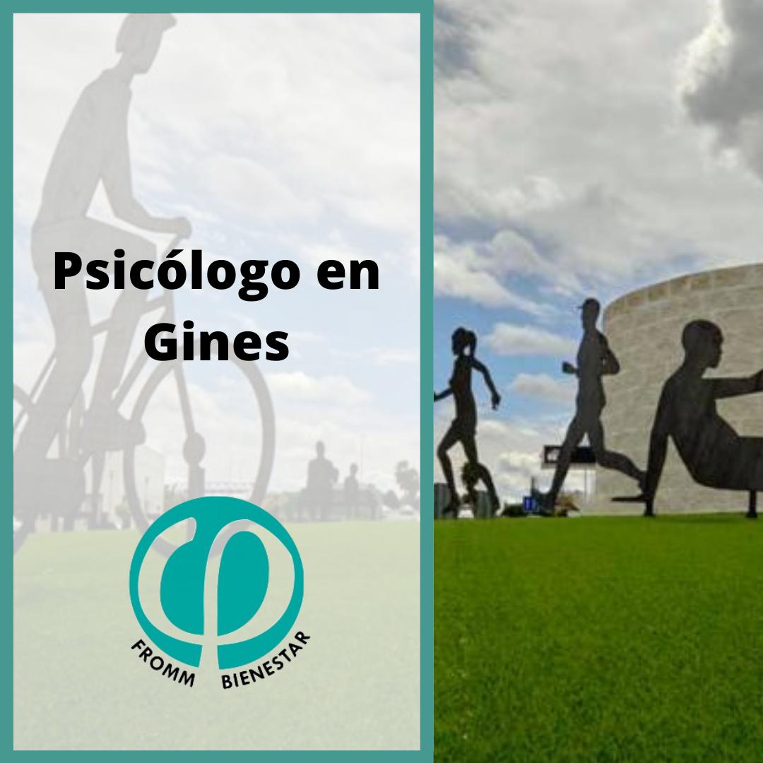 Psicólogo en Gines