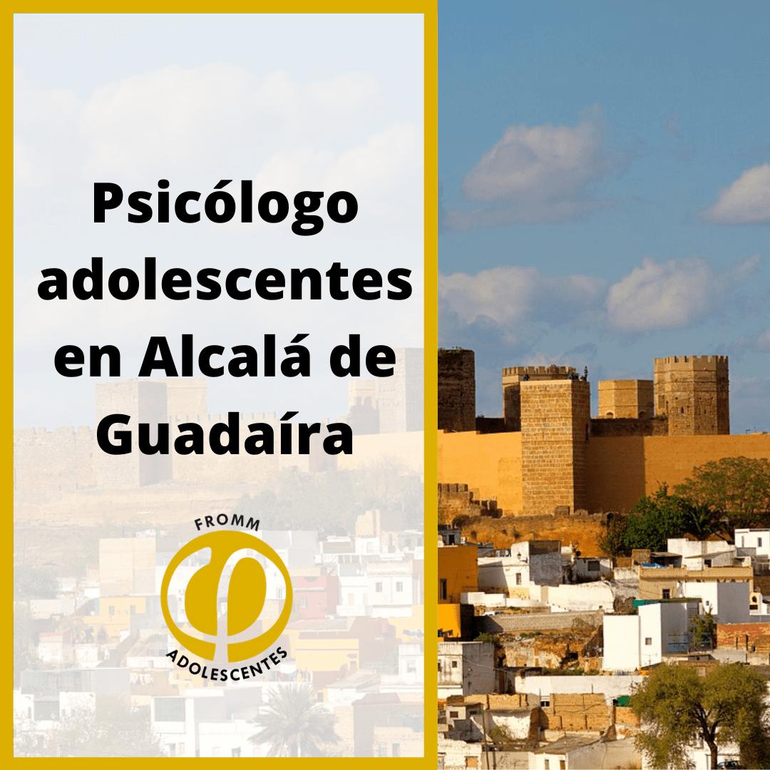 psicólogo para adolescentes en Alcalá de Guadaíra
