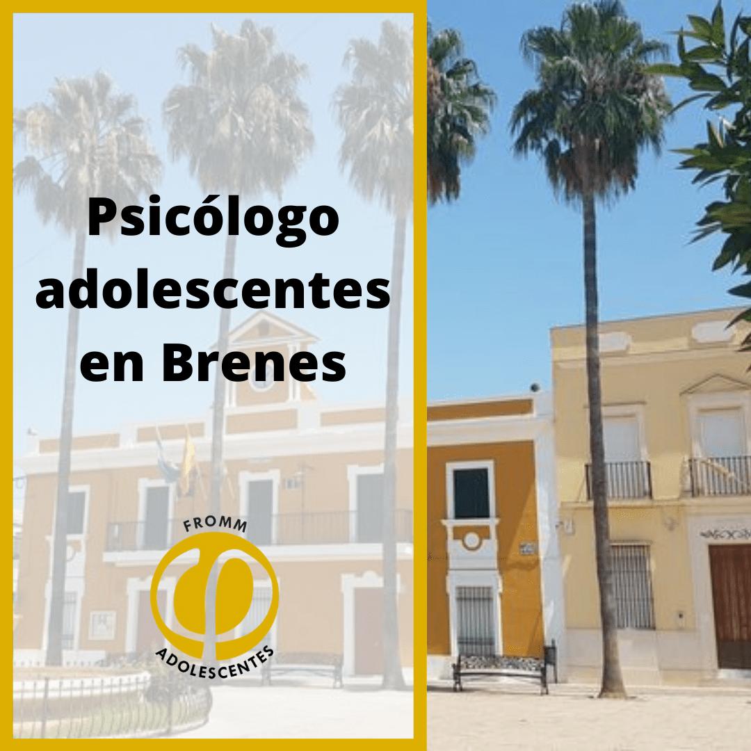 Adolescentes en Brenes