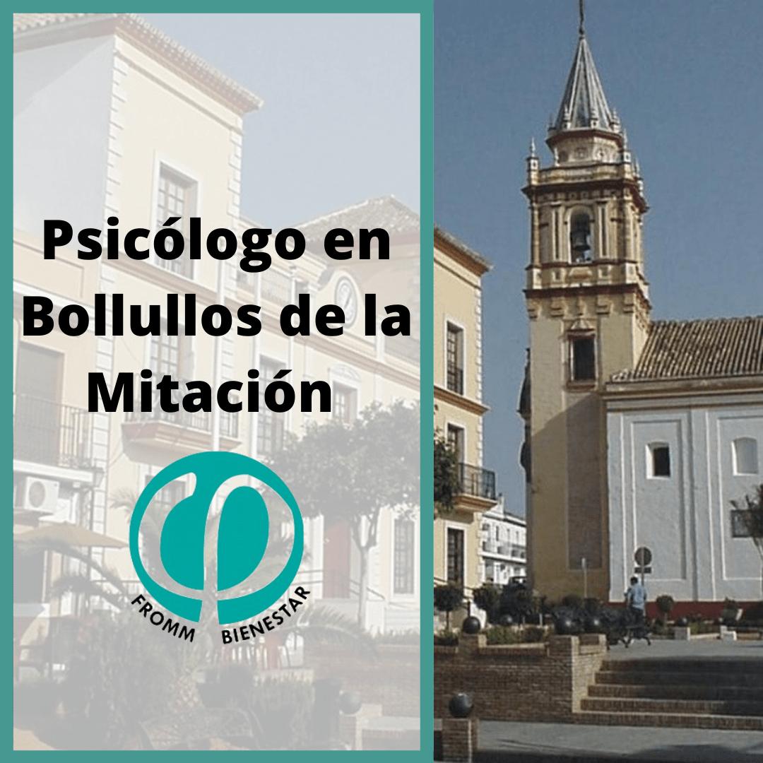 Psicólogo Bollullos de la Mitación