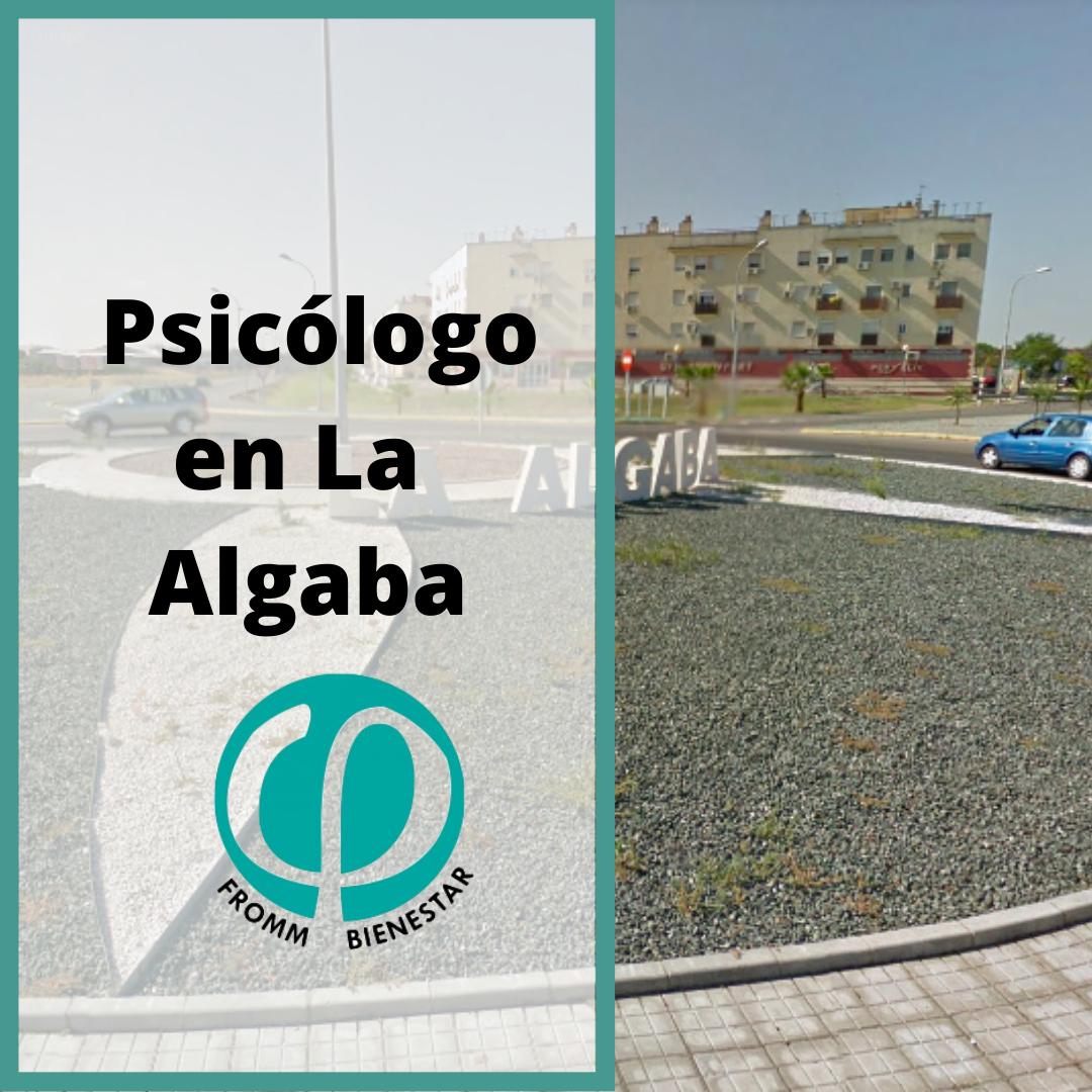Psicólogo LA Algaba