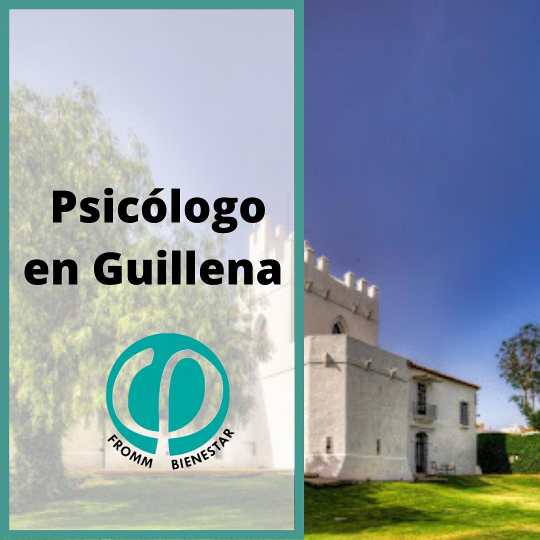Psicólogo Guillena