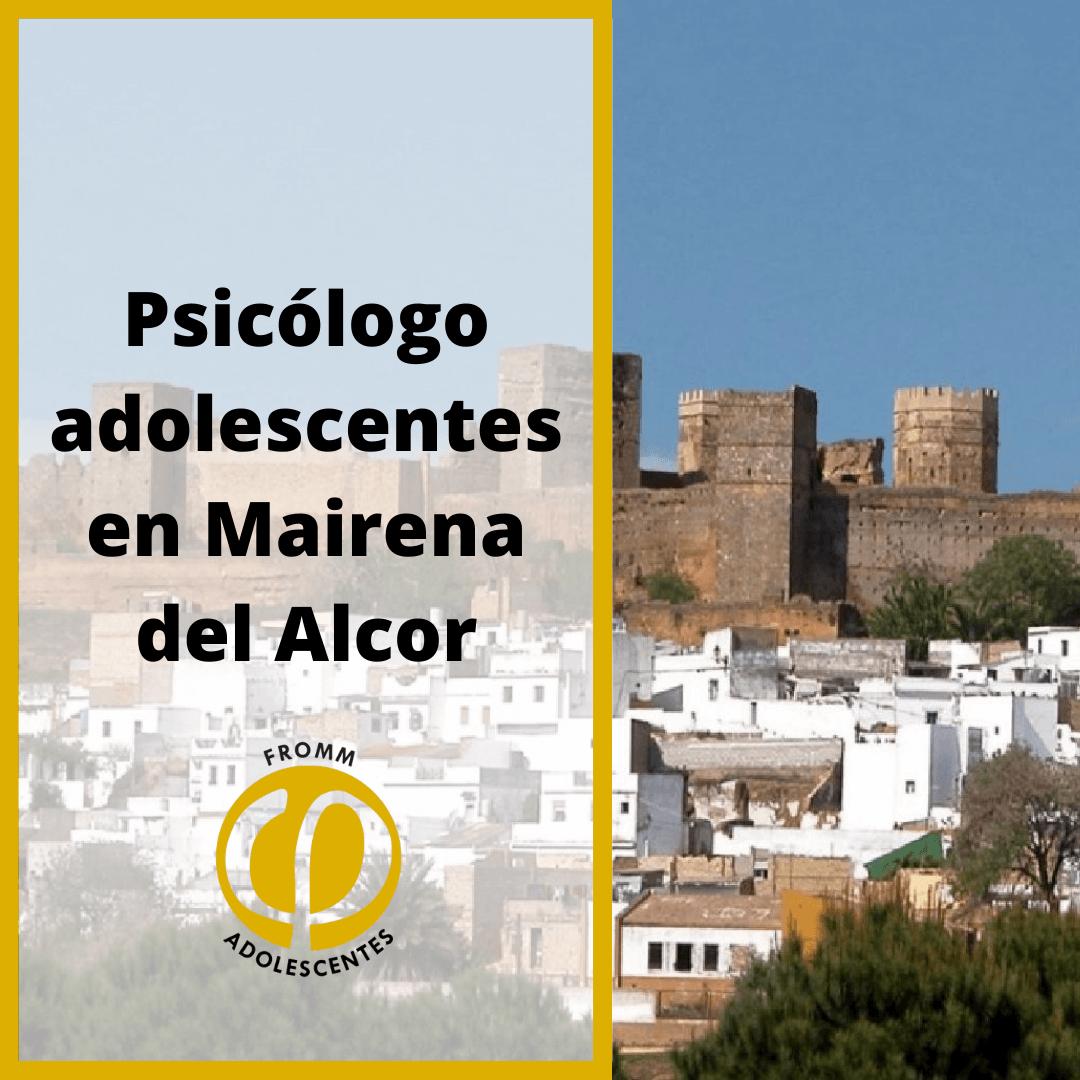Adolescentes en Mairena del Alcor