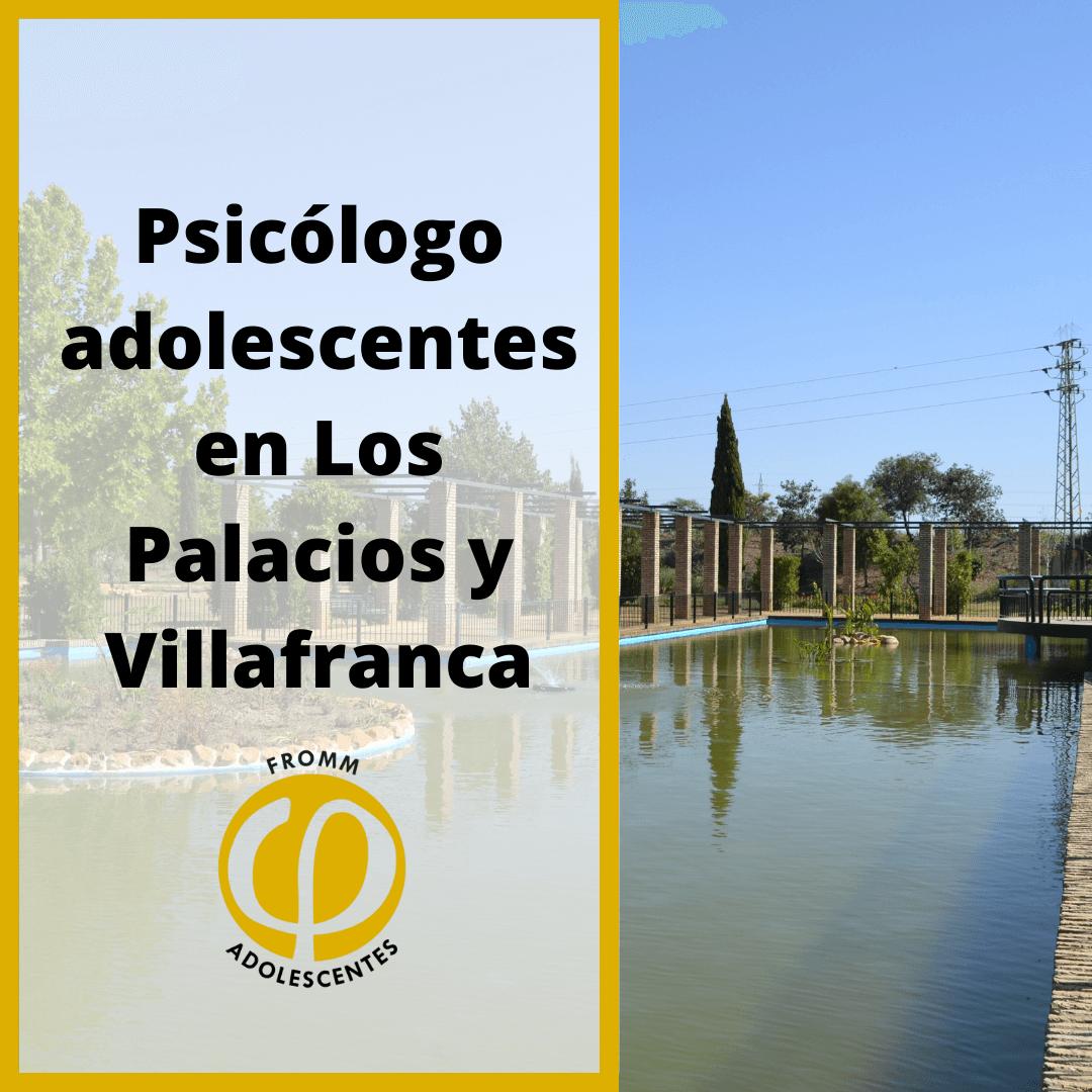Adolescentes en Los Palacios y Villafranca