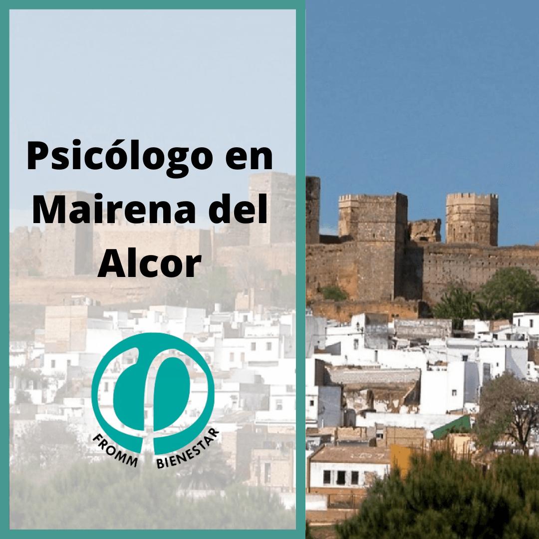 Psicólogo Mairena del Alcor