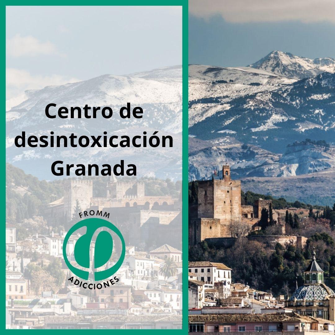 Centro de desintoxicación Granada
